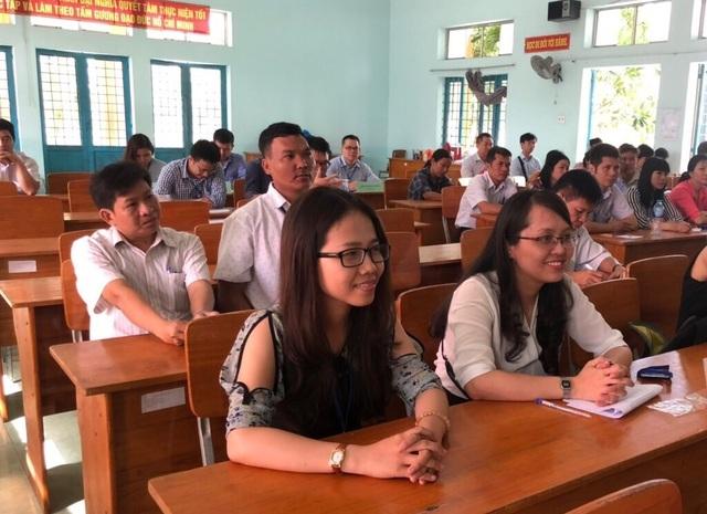 Thi THPT quốc gia 2019: Cách bố trí phòng thi mới, niêm phong khác mọi năm - 3