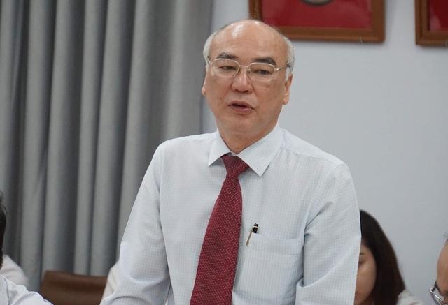 Ông Phan Nguyễn Như Khuê làm Trưởng ban Tuyên giáo Thành ủy TPHCM - 2