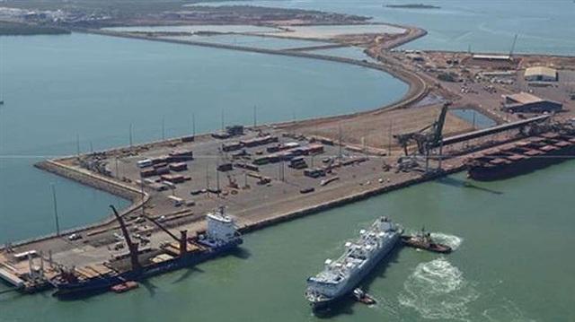 Úc bí mật xây cảng mới giúp Mỹ đối trọng Trung Quốc - 1