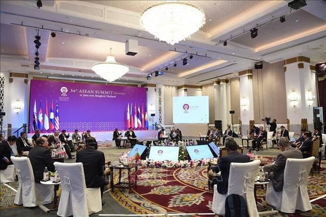 """Thủ tướng: ASEAN là một hình mẫu về sự """"thống nhất trong đa dạng"""" - 1"""