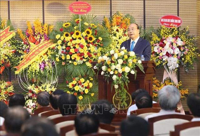 Thủ tướng dự lễ trao Huân chương Độc lập hạng Nhất cho Tiến sỹ, bác sỹ Nguyễn Quốc Triệu - 2