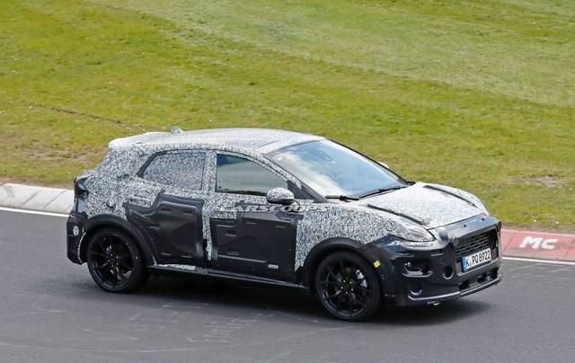 Ford hé lộ thông tin và hình ảnh về mẫu crossover cỡ nhỏ sắp ra mắt - 4