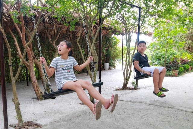 Phát sốt với con đường hoa tường vi đẹp như mơ ở Hà Nội - 11