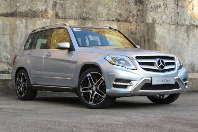 Daimler triệu hồi 60.000 chiếc Mercedes Benz GLK 220 CDI - 1