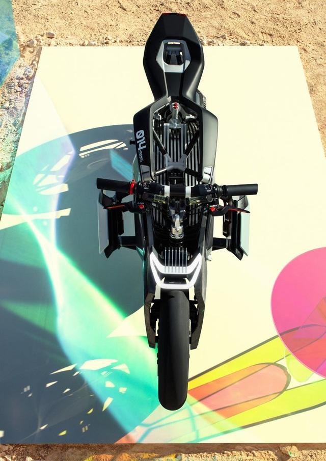 Vision DC Roadster - Ấn tượng xe naked-bike chạy điện của BMW Motorrad - 11