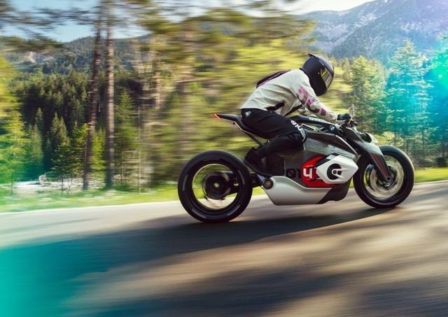 Vision DC Roadster - Ấn tượng xe naked-bike chạy điện của BMW Motorrad - 3