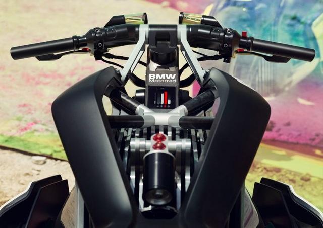 Vision DC Roadster - Ấn tượng xe naked-bike chạy điện của BMW Motorrad - 5