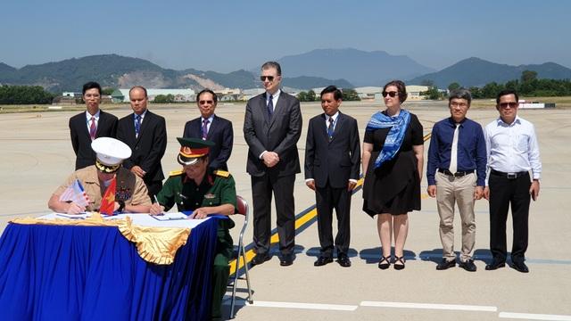 Việt Nam trao trả thêm hài cốt quân nhân Hoa Kỳ trong chiến tranh - 1