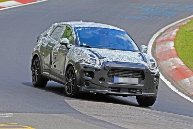 Ford hé lộ thông tin và hình ảnh về mẫu crossover cỡ nhỏ sắp ra mắt - 2