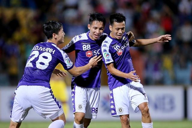 Thắng kịch tính Ceres Negros, Hà Nội FC vào chung kết AFC Cup khu vực - 3