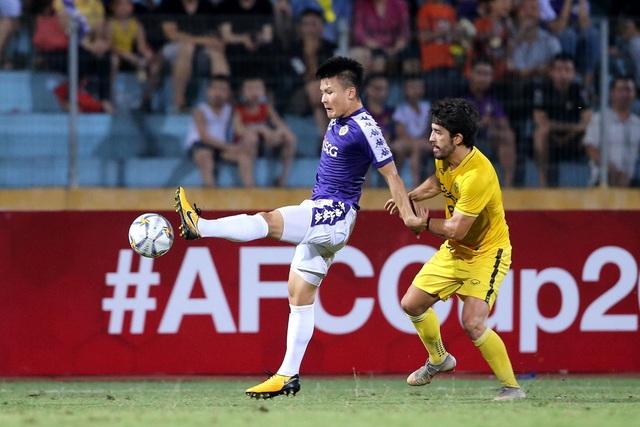 Thắng kịch tính Ceres Negros, Hà Nội FC vào chung kết AFC Cup khu vực - 2