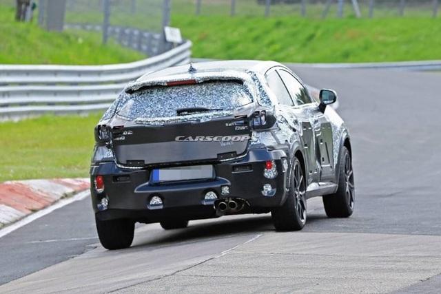 Ford hé lộ thông tin và hình ảnh về mẫu crossover cỡ nhỏ sắp ra mắt - 8
