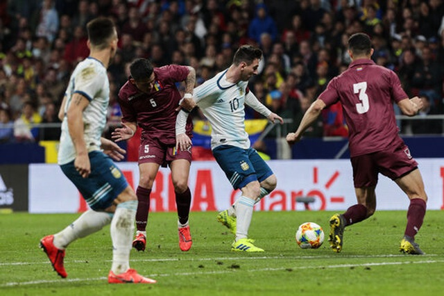 Xác định 4 cặp đấu tứ kết Copa America 2019 - 2