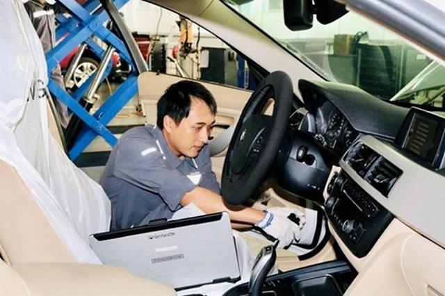 BMW Service Clinic - Chăm sóc tận tình như lời tri ân - 1