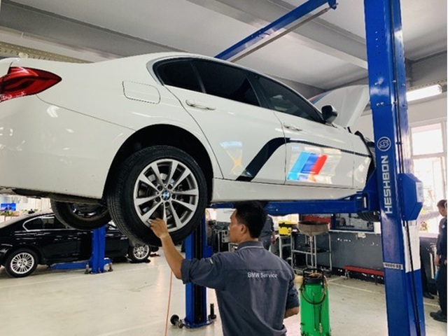 BMW Service Clinic - Chăm sóc tận tình như lời tri ân - 2