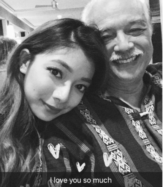 Đường cong nóng bỏng con gái Chưởng môn Vịnh Xuân Nam Anh và Hoa hậu Điện ảnh - 4