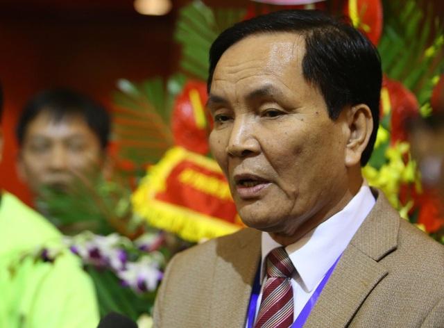 Ông Cấn Văn Nghĩa từ chức Phó Chủ tịch VFF - 1