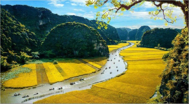 """Dự án """"đánh thức"""" bất động sản nghỉ dưỡng Ninh Bình - 2"""
