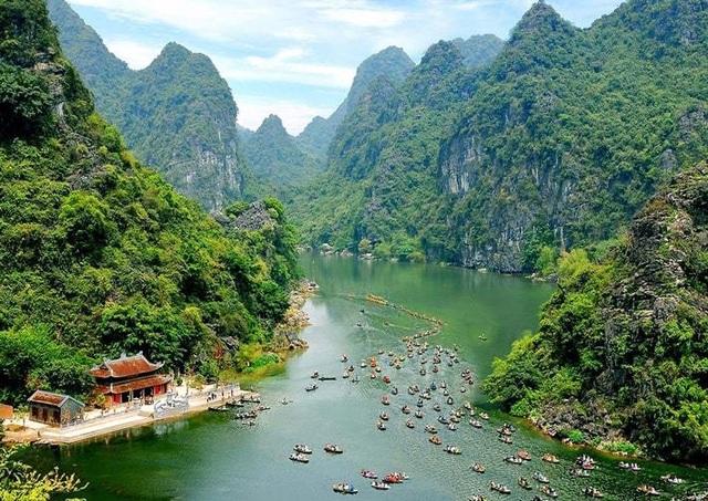 """Dự án """"đánh thức"""" bất động sản nghỉ dưỡng Ninh Bình - 3"""