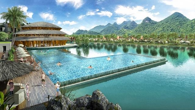 """Dự án """"đánh thức"""" bất động sản nghỉ dưỡng Ninh Bình - 4"""