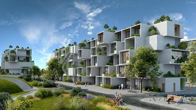 """Dự án """"đánh thức"""" bất động sản nghỉ dưỡng Ninh Bình - 5"""