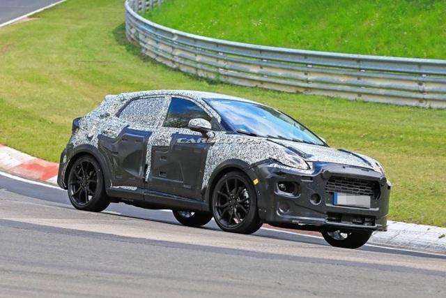 Ford hé lộ thông tin và hình ảnh về mẫu crossover cỡ nhỏ sắp ra mắt - 3