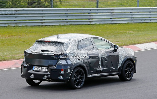 Ford hé lộ thông tin và hình ảnh về mẫu crossover cỡ nhỏ sắp ra mắt - 7