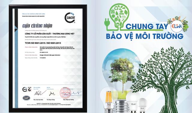 Bảo vệ môi trường theo tiêu chuẩn ISO 14001:2015 - Giá trị cốt lõi để Doanh nghiệp phát triển bền vững - 1