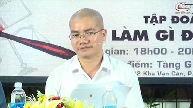 Giám đốc Công an Bà Rịa - Vũng Tàu nói gì về phát ngôn của Chủ tịch HĐQT Alibaba? - 1