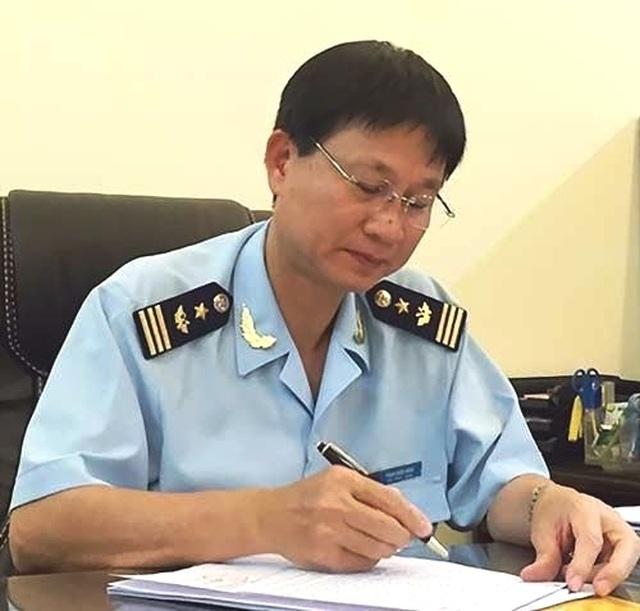 """Kỷ luật Phó Cục trưởng Cục Hải quan TPHCM vì dùng giấy công nhận thạc sĩ """"dỏm"""" - 1"""