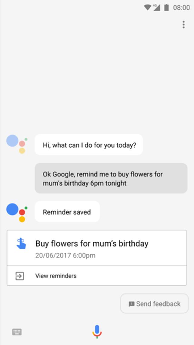 Google Assistant – tính năng mang đến sự tiện lợi cho mọi đối tượng - 1