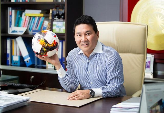 Ông Nguyễn Hoài Nam không có ý định tranh ghế ở VFF - 1