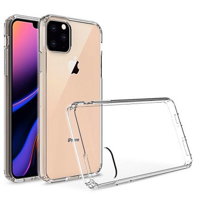 Thiết kế mới của iPhone XI lộ diện hoàn toàn qua ảnh phụ kiện vỏ bảo vệ - 1
