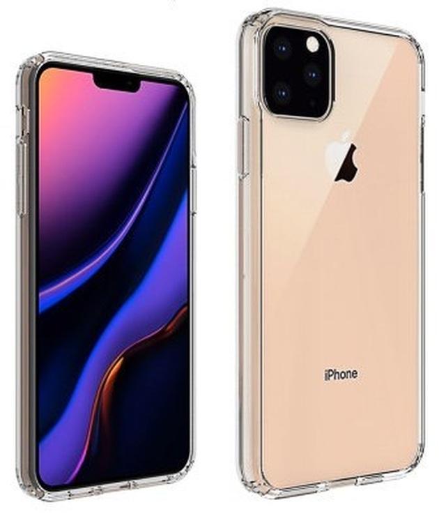 Thiết kế mới của iPhone XI lộ diện hoàn toàn qua ảnh phụ kiện vỏ bảo vệ - 3