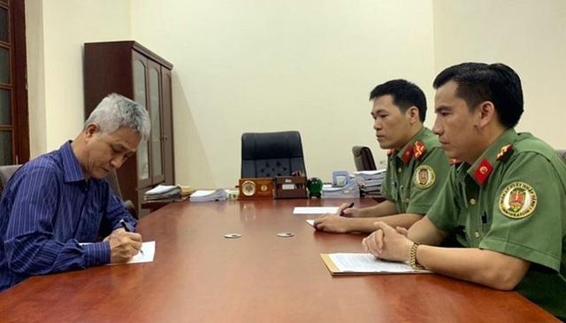 Hai người Hàn Quốc cư trú trái phép tại Quảng Ninh để làm du lịch - 1