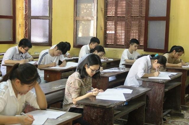 Cụm thi Thanh Hóa có 1.500 bài thi trắc nghiệm được phát hiện mắc lỗi - 1