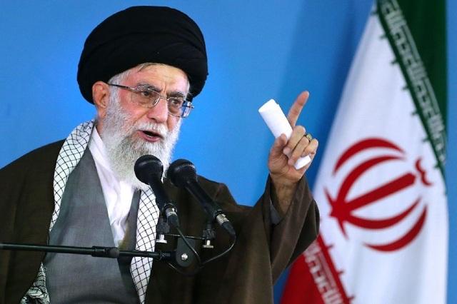 Tổng thống Trump trừng phạt lãnh tụ tối cao Iran - 2