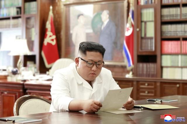 Ông Kim Jong-un chúc mừng sinh nhật Tổng thống Trump - 1