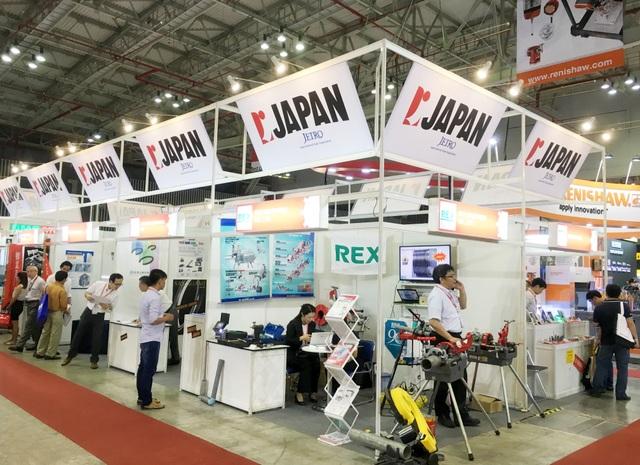 24 doanh nghiệp Nhật Bản tham gia Triển lãm Quốc tế MTA 2019 - 1