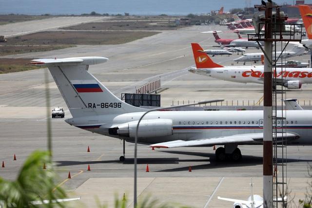 Nghi vấn Nga đưa máy bay quân sự tới Venezuela - 2