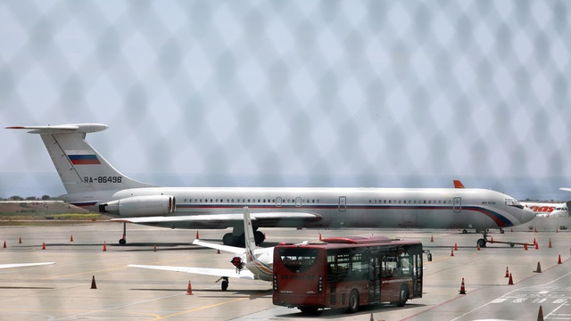 Nghi vấn Nga đưa máy bay quân sự tới Venezuela - 1