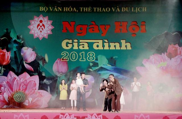 Nhiều hoạt động đặc sắc trong ngày hội Gia đình Việt Nam 2019 - 2