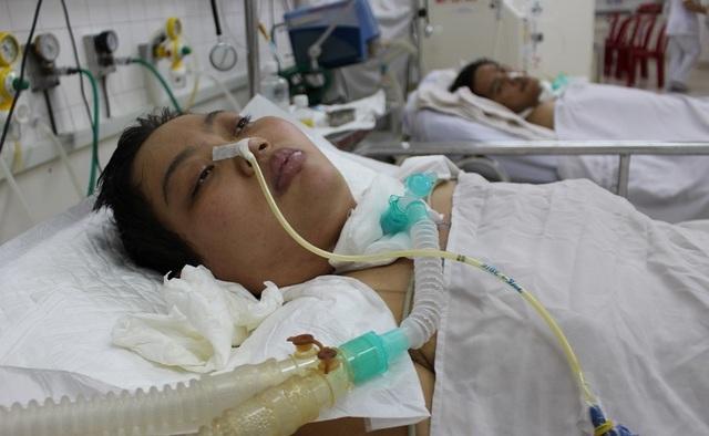 Người mẹ trẻ bị viêm não được bạn đọc Dân trí giúp đỡ hơn 81 triệu đồng - 1