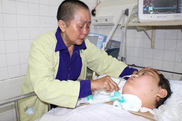 Mẹ chết mòn trên giường bệnh, bé 8 tháng tuổi khóc ngằn ngặt đòi sữa đến nhói lòng! - 5