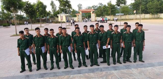 Điểm thi có 45 thí sinh của trường thiếu sinh quân - 4