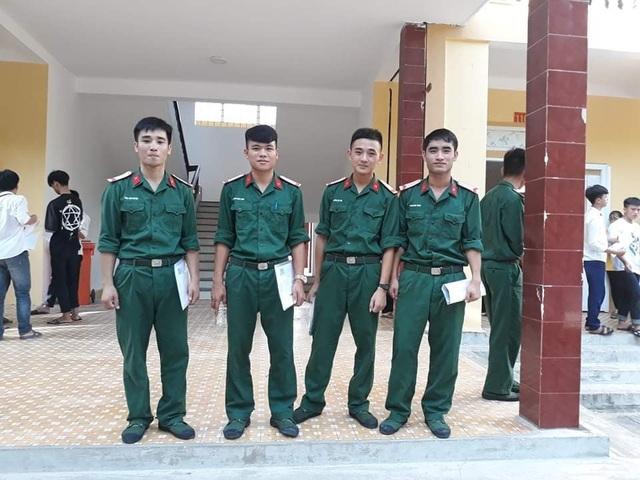 Điểm thi có 45 thí sinh của trường thiếu sinh quân - 5