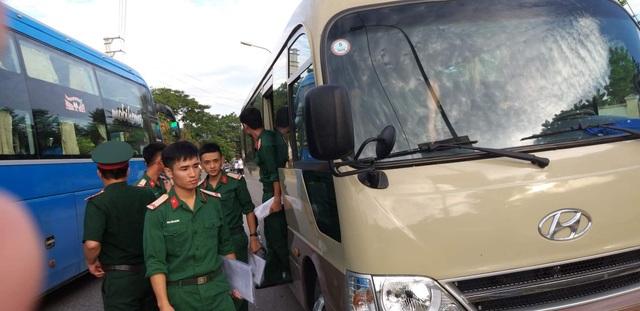 Điểm thi có 45 thí sinh của trường thiếu sinh quân - 2