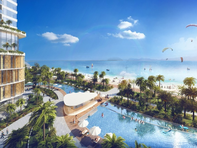 SunBay Park Hotel  Resort Phan Rang: Vẻ đẹp thiết kế lay động - 1