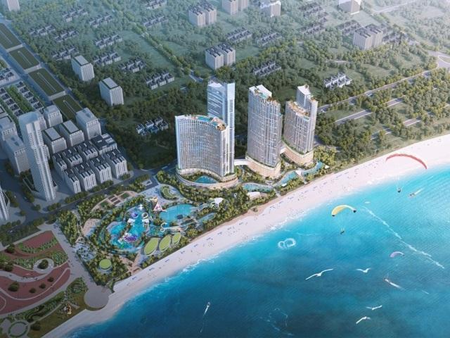 SunBay Park Hotel  Resort Phan Rang: Vẻ đẹp thiết kế lay động - 3
