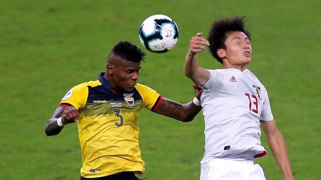 Nhật Bản bị loại, Uruguay giành ngôi đầu bảng ở Copa America - 1